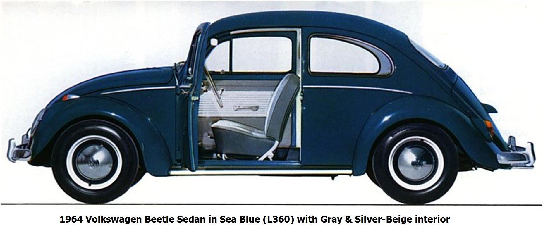 1966 Sea Blue Vw Beetle For Sale Oldbug Com: TheSamba.com :: Beetle