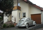 Diamond Gray 1959 Beetle