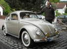 Heiko & his 1959 Beetle