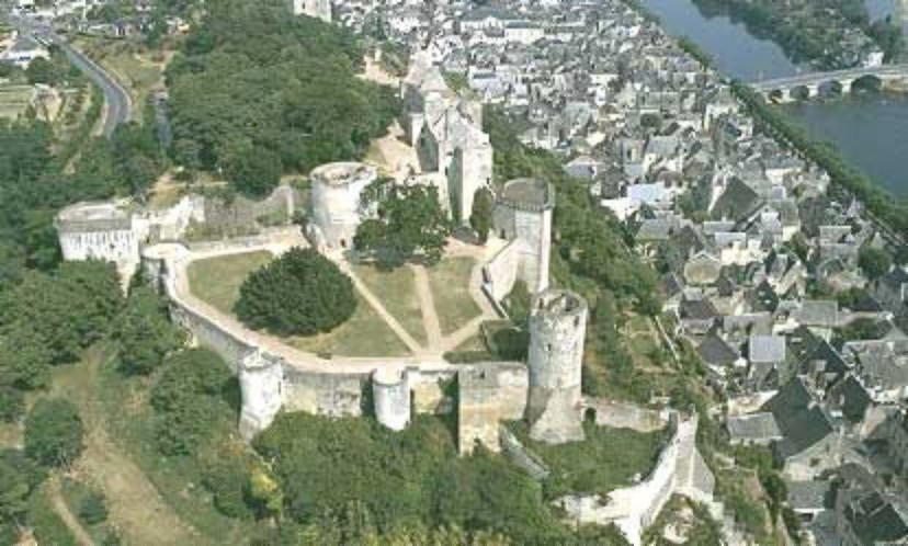 Chinon France  City new picture : Chinon, France